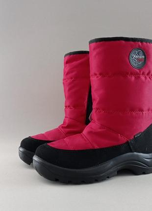 🔥 новые фирменные оригинал ботинки сапоги зимние зима натуральная овчина 100%