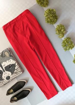 Стрейчивые брюки скинни asos р 18
