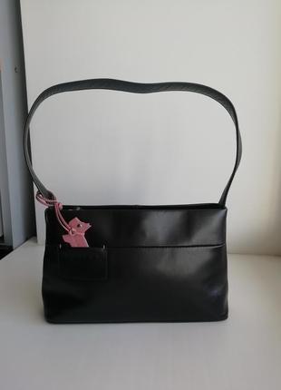 Нова шкіряна фірмова сумочка косметичка англійського бренду radley!!! оригінал !!