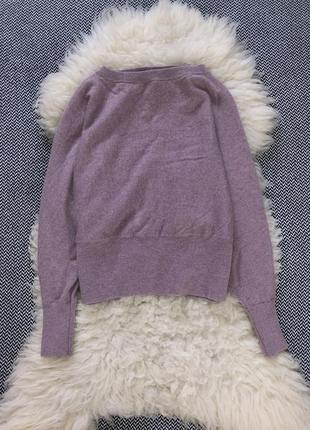 Кашемировый свитер кофта кашемир шерстяной шерсть летучая