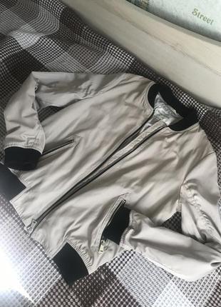 Куртка бомберка ветровка оригинал