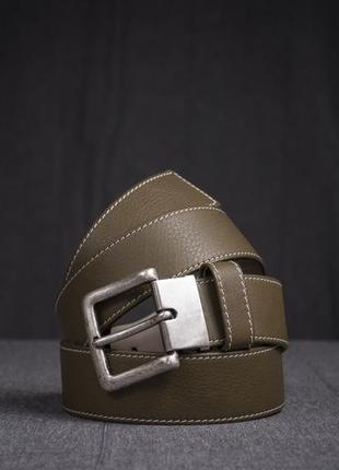 Кожаный ремень brigitte hurzeler, швейцария пояс премиум