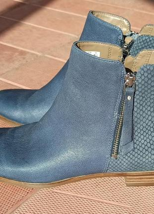 Ботинки туфли сапожки ecco