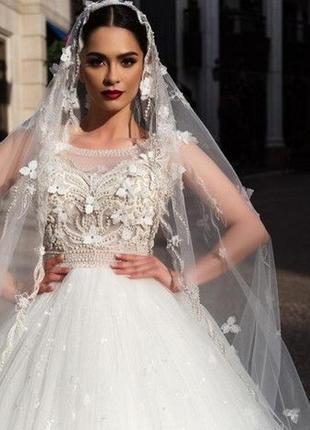 Весільне плаття pollardi hollywood star 18/sarah
