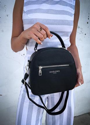 ❤️шикарная сумка cross-body david через плечо/ трендовая и стильный клатч