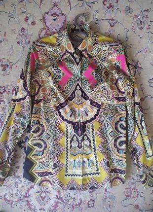 Рубашка etro оригинал яркая