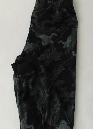 Пижамные штаны тонкий флис 8-9, 10-11 лет primark