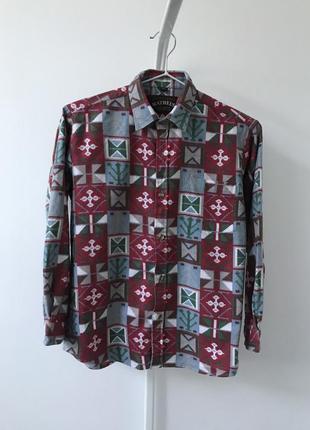Рубашка байковая 140 см natural shape