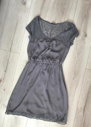 Шикарное платье в бельевом стиле tally weijl