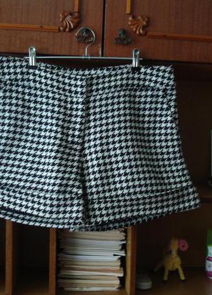 12 р. новые! фирменные теплые шорты h@m
