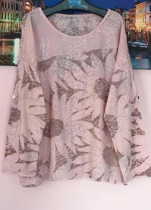Блуза , кофточка с декором