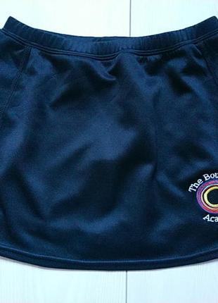 Спортивная юбка с шортами на 9-10 лет