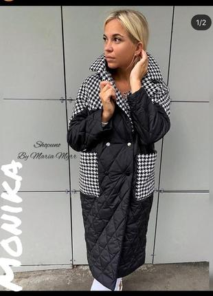 Стильное модное пальто куртка супер хит