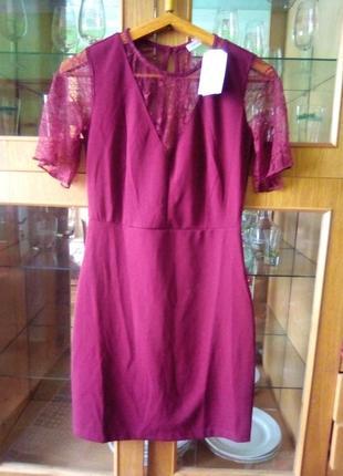 Платье terranova новое