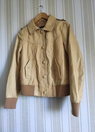 Продам кожаную куртку.