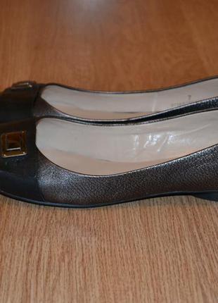 Симпатичные удобные туфли m&s autograph