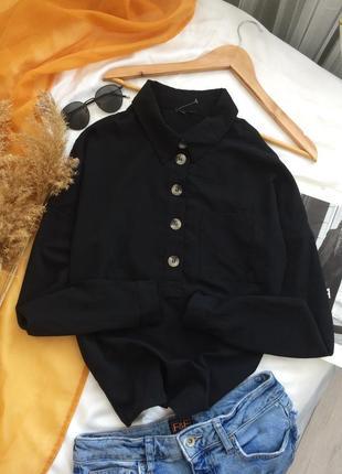 Красивая червня блузка рубашка с пуговицами
