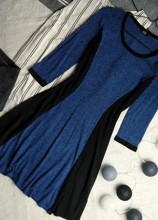 Платье скейтер f&f