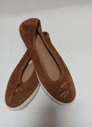 Балетки.брендове взуття stock