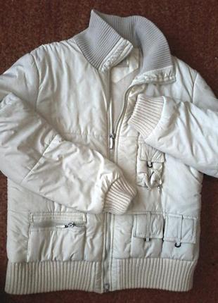 Чудесная демисезонная курточка от icon на размер 50-52 (xl-xxl)