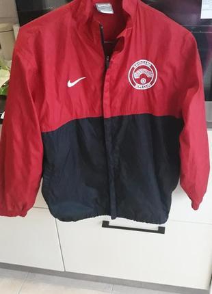 Куртка -  вітровка nike на ріст 1.40- 1.52