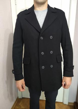Шерстяное пальто john lewis
