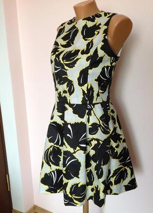 Шикарное елегантное миди платье/ l/ brend warehouse