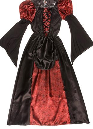 Карнавальное платье вампирши хэллоуин хелоуин