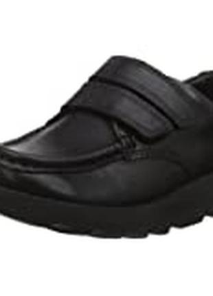 Туфли, мокасины кожа clarks  crown tate derbys, 27,5 р.