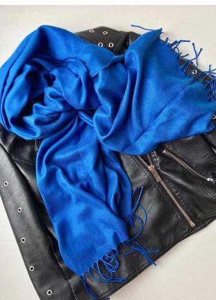 Кашемировый палантин шарф шаль 💙