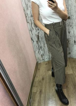 Кюлоты, широкие брюки