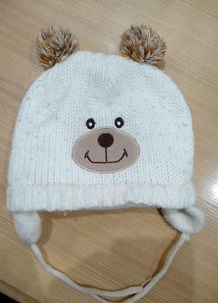 Тепла шапочка