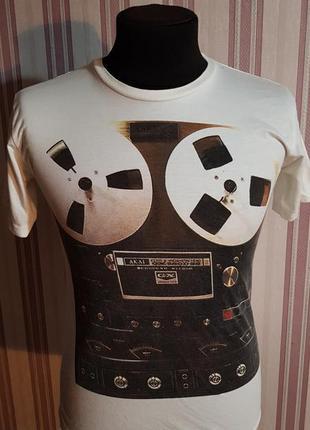 Футболка akai размер s-m