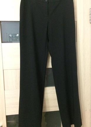 Armani  collezioni широкие брюки из тоненькой шерсти