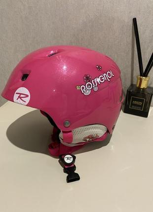 Детский горнолыжный шлем rossignol