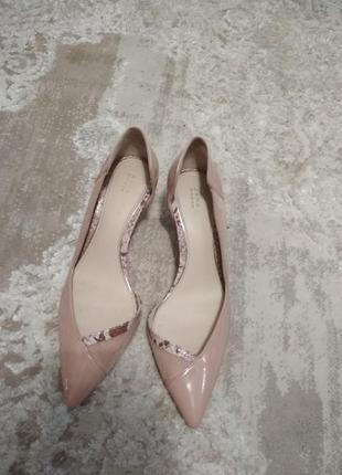 Женские туфли босоножки zara
