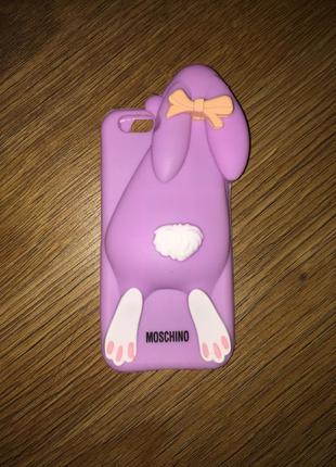 Чехол moschino на iphone 6,6s