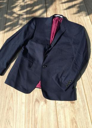 Стильный актуальный пиджак жакет блейзер morning тренд m&s