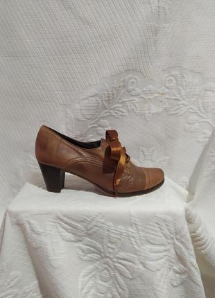 Туфлі, ботінки шкіра, кожа