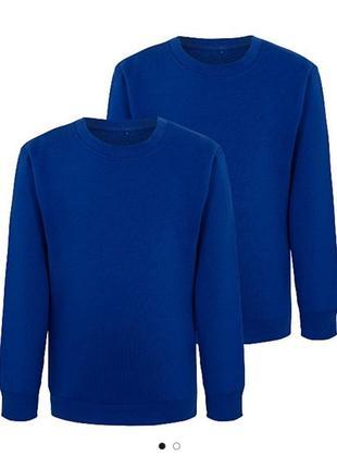 Теплый пуловер george на мальчика 11-12 лет
