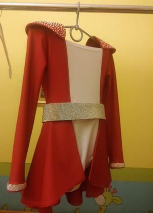 Платье для спортивных танцев ( акробатический рок-н-ролл)