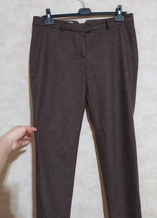 Премиум бренд scapa, брюки из мягчайшей шерсти, xl