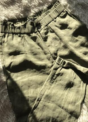 Трендовые штаны  zara