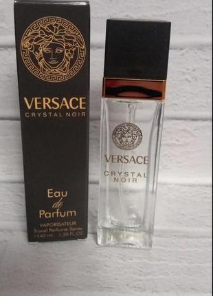 Мини парфюм дорожная версия 40 мл стойкие crystal noir