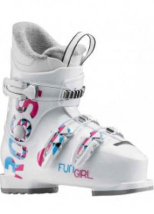 Детские горнолыжные ботинки rossignol