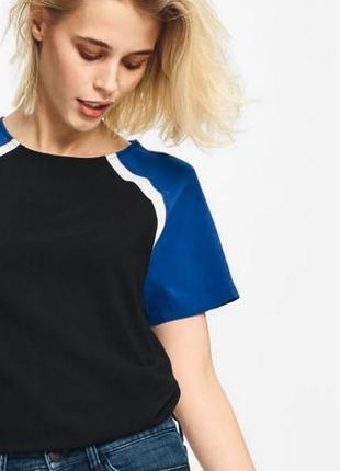 Стильная блуза футболка esmara германия