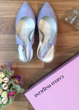 Обмен /супер туфли босоножки на каблуке carlo pazolini! карло пазолини