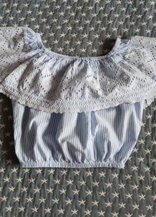 Топ - блуза женская