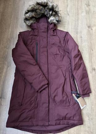 The north face {оригинал} зимняя пуховая парка куртка пуховик columbia marmot