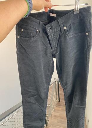 Вельветовые брюки liu jo